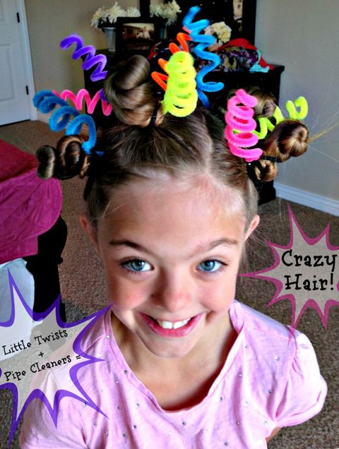 Crazy Hair Contest